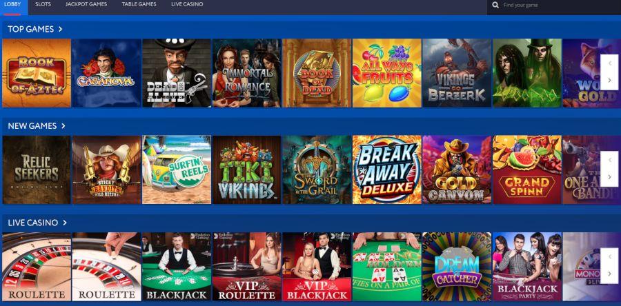 EUSlot er et godt online casino at spille