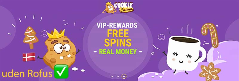Cookie: NYT online casino uden NemID