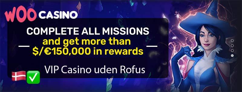Spil uden om ROFUS hos de Bedste Udenlandske Casinoer
