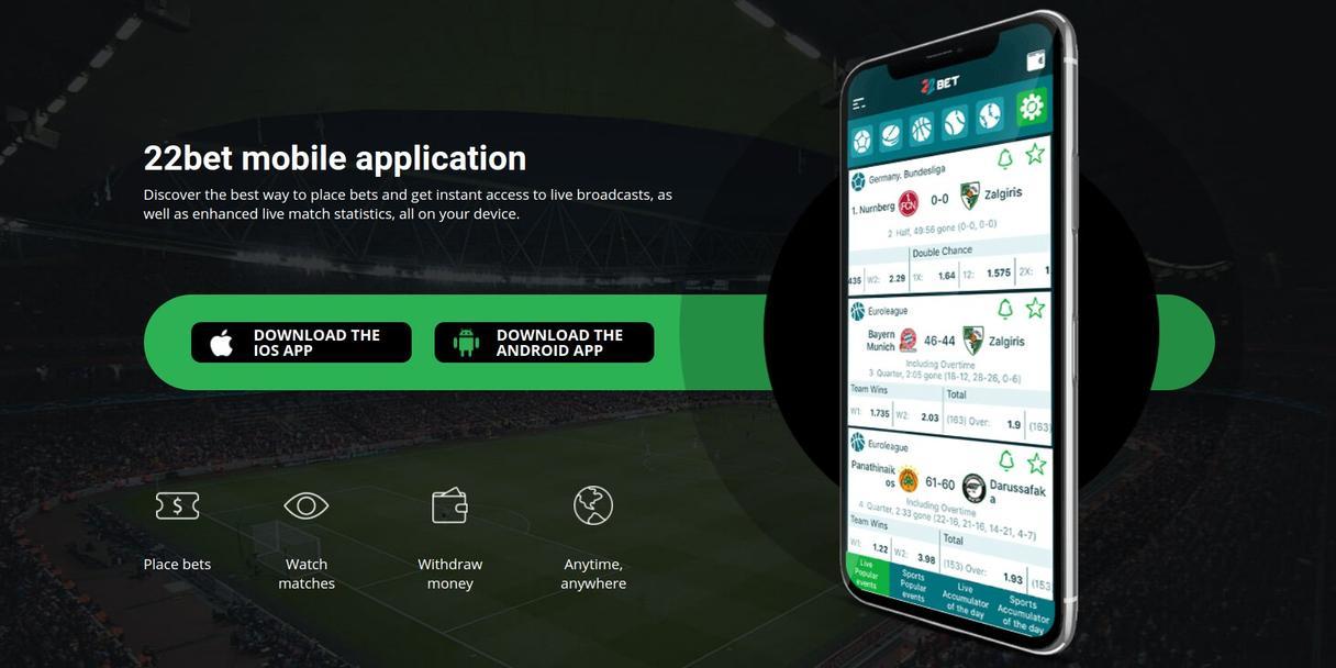 Mobil app til Android og iOS