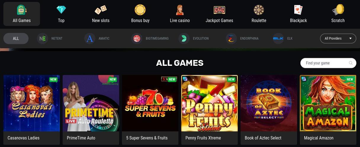 Betamo casinospil