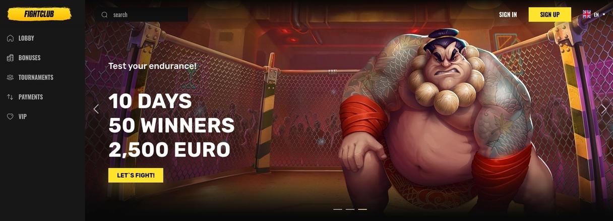 Fight Club Casino