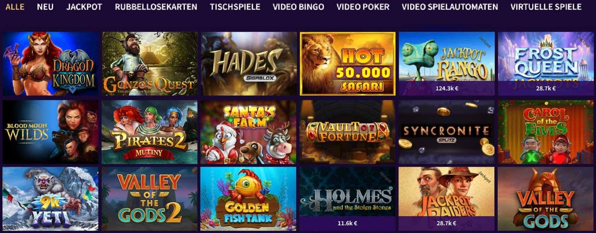 Haz Casino Spil